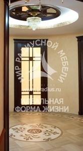 Гнутые двери