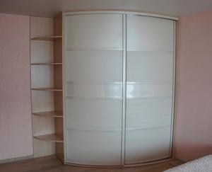 Шкаф перламутр