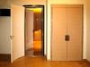 Радиусная дверь глянцевая