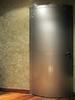 Радиусная дверь матовая